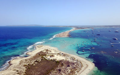 The best catamaran route around Ibiza and Formentera