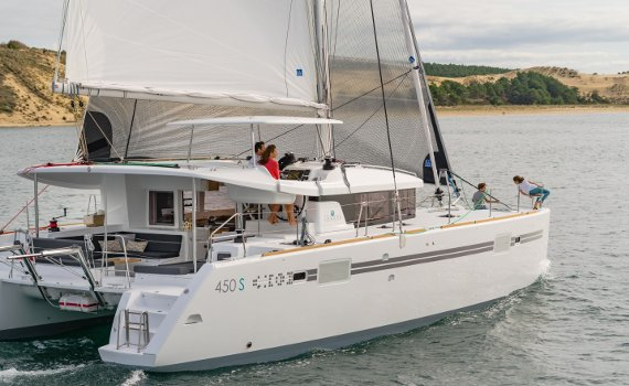 ocean dreams week charter