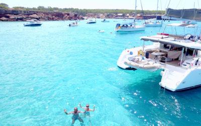 Formentera boat route