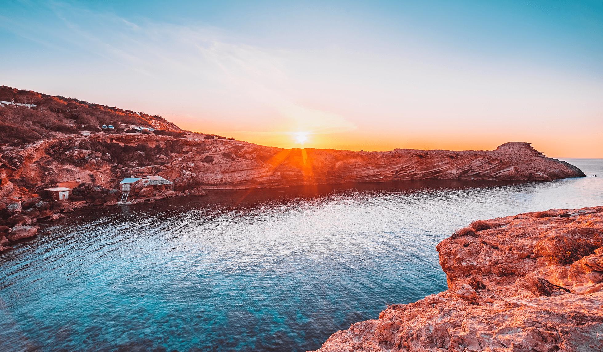 Ibiza desde catamaran