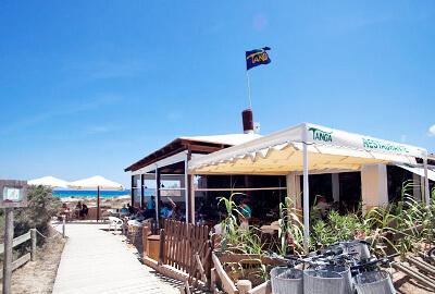 Restaurante Tanga Formentera