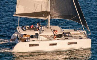 Nuevo catamarán Lagoon 46 en Ibiza y Formentera