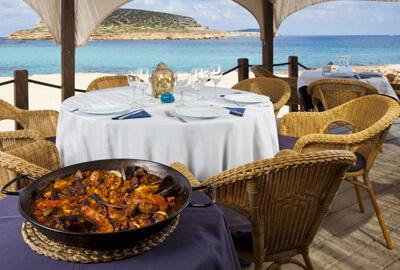 Restaurante Chacala Formentera