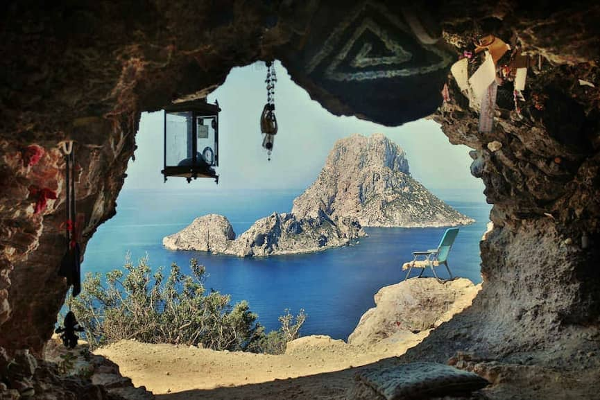 Cave Mirador Es Vedra Ibiza 2021