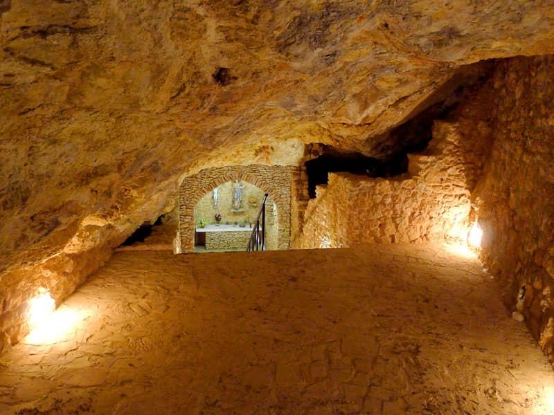 Santa Agnes Cave Ibiza 2021