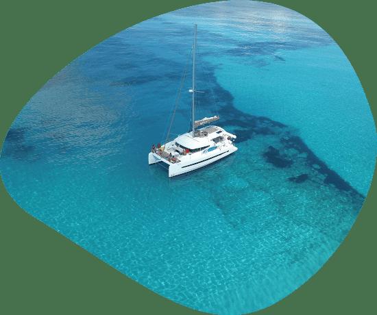 Day Charter Ibiza customer reviews 2021 GOA Catamaran