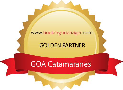 Trip Advisor GOA Catamaran certificate of excellence 2019