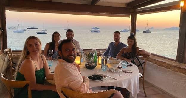 Catamaran with the family Ibiza July 2020